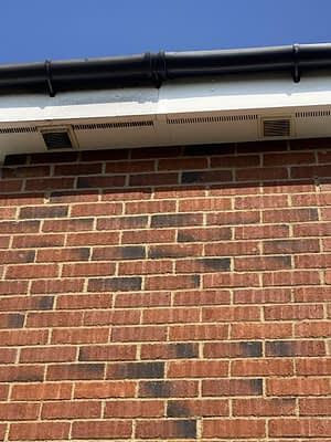 UPVC cleaning in Grantham and Rutland
